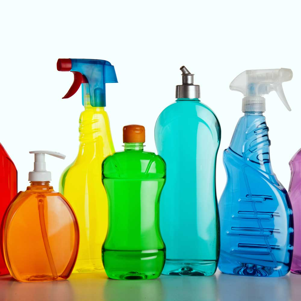 Household Chemical Suppliers.